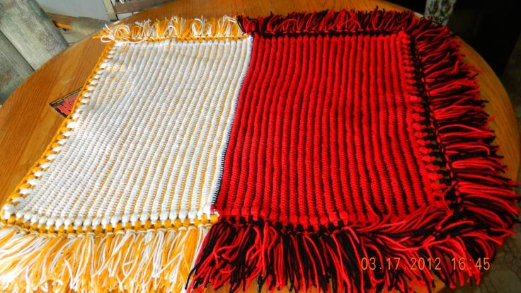 Crochet Pattern For Texas Longhorn Afghan : Pin by Mike-Jamie Jones on crafts Pinterest