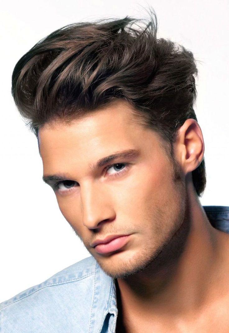Причёски для мужчин названия и фото