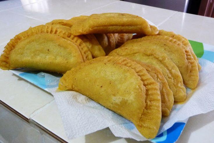 Fried Empanadas | Dips and finger foods | Pinterest