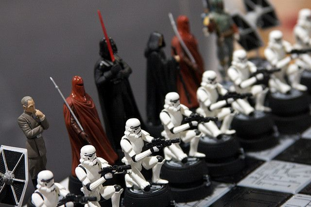 Star Wars Chess Set Products I Want Pinterest