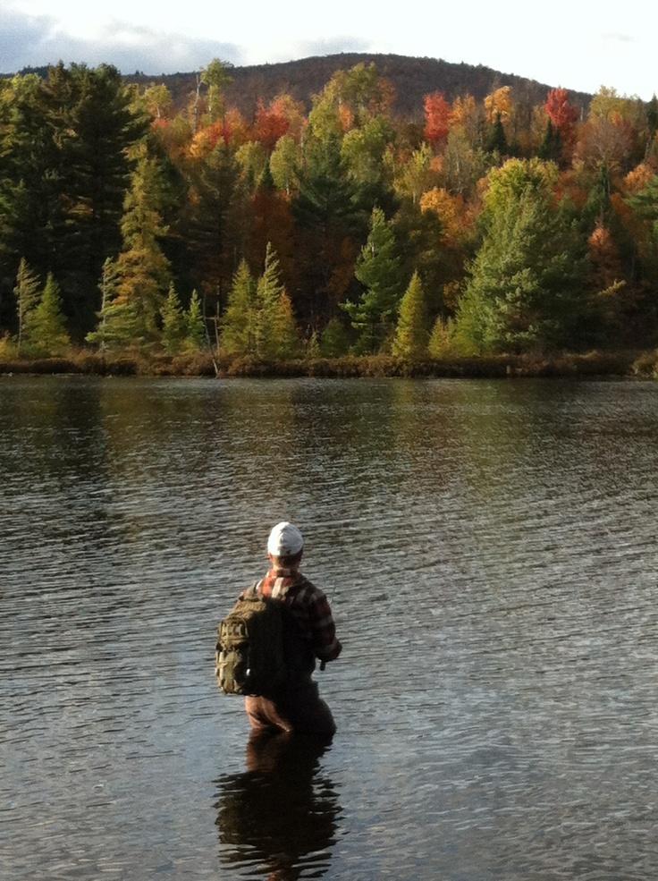 Fishing at loon lake ny early october loon lake ny for Freshwater fishing ny