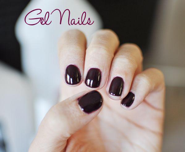 DIY: Shellac nails! | DIY | Pinterest