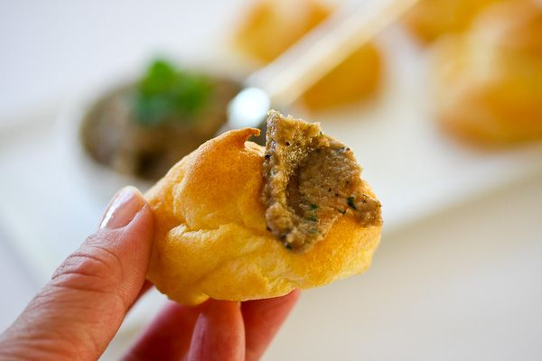 Versatile puff pastry ---pate-a-choux-1100