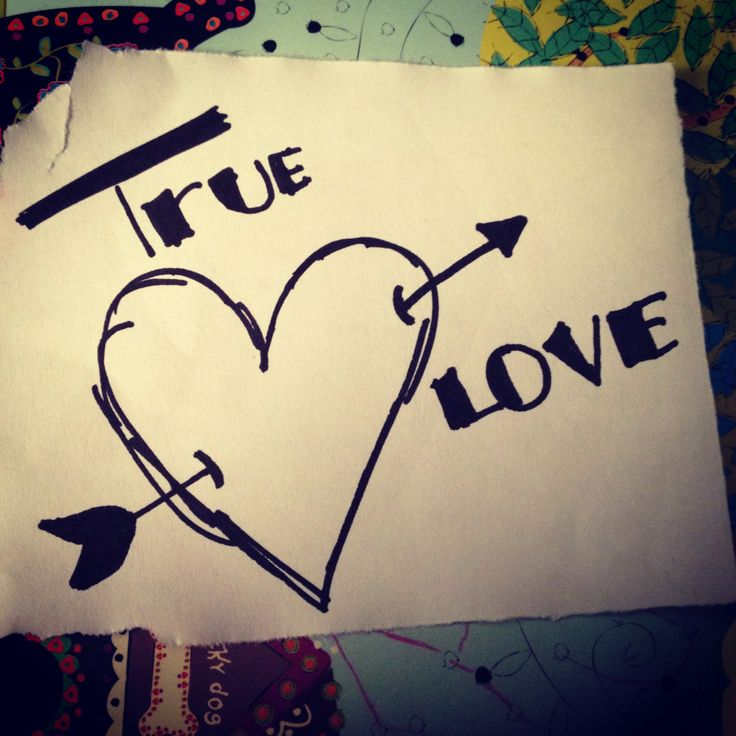 True love drawing | Dr...