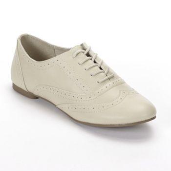 Mudd Oxford Shoes - Women