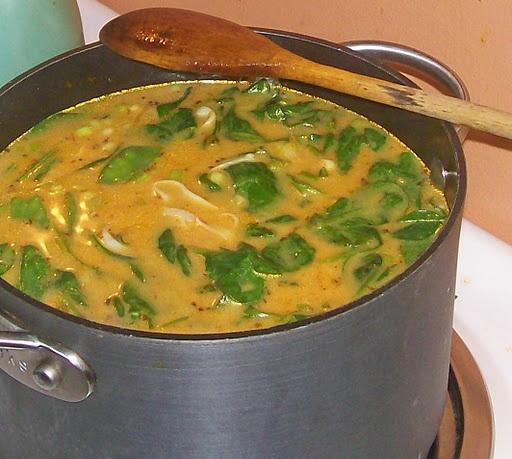 Ramen Noodle Thai Coconut Curry Soup | ramen noodles | Pinterest