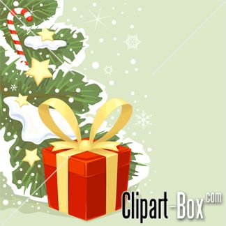 CLIPART CHRISTMAS GIFT CARD | CLIPARTS | Pinterest