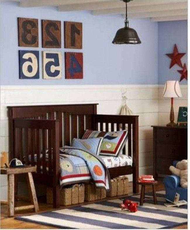 Pin by jaime vaughn on aj 39 s big boy room playroom pinterest - Toddler bedroom ideas for boys ...