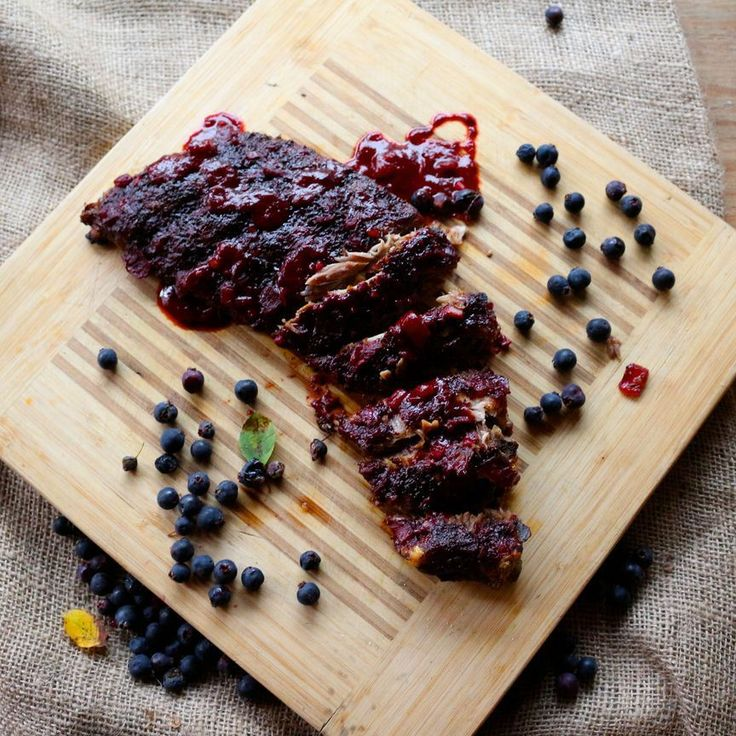 Bumbleberry BBQ Baby Back Ribs - Naked Cuisine; for when I can eat ...