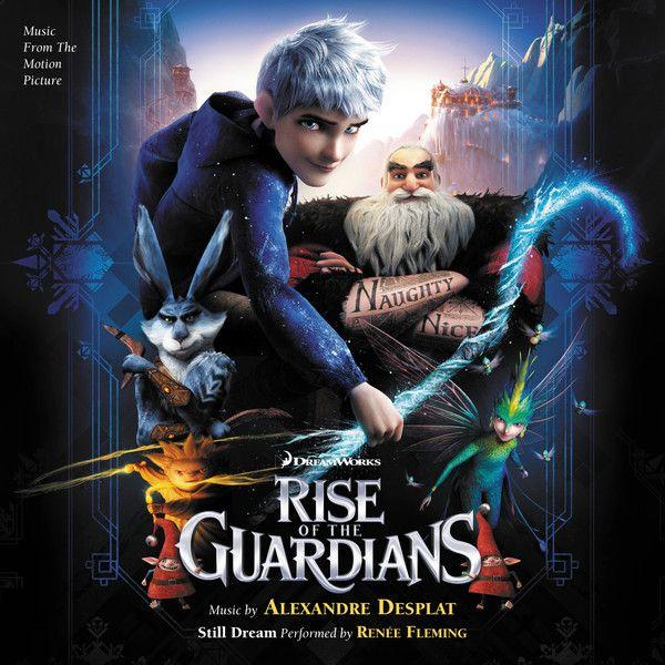 Soundtrack Cover: Alexandre Desplat - Rise of the Guardians