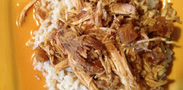 Crock Pot Pineapple Teriyaki Chicken | Main Dishes | Pinterest