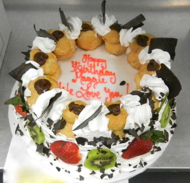Italian Cream Cake Recipe Cake Boss