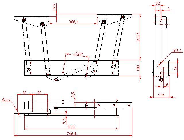 Механизм для стола трансформера как сделать