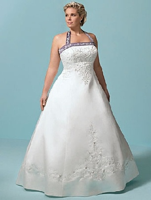 Used plus size wedding gowns clothes pinterest for Used plus size wedding dress