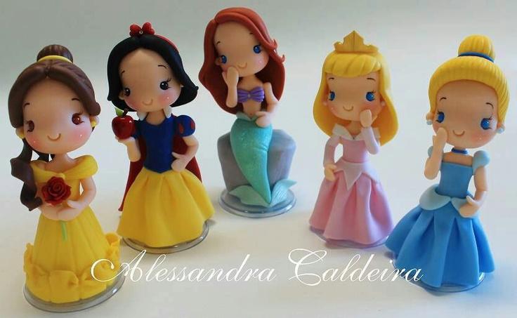 disney Princess cake Toppers ??? caked-tv & movies ...