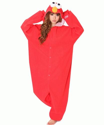 Elmo Costume For Adult 62