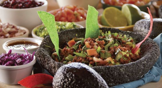 Chorizo Guacamole at Habanero's Mexican Kitchen