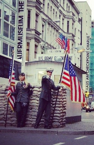 Visit Checkpoint Charlie in #Berlin