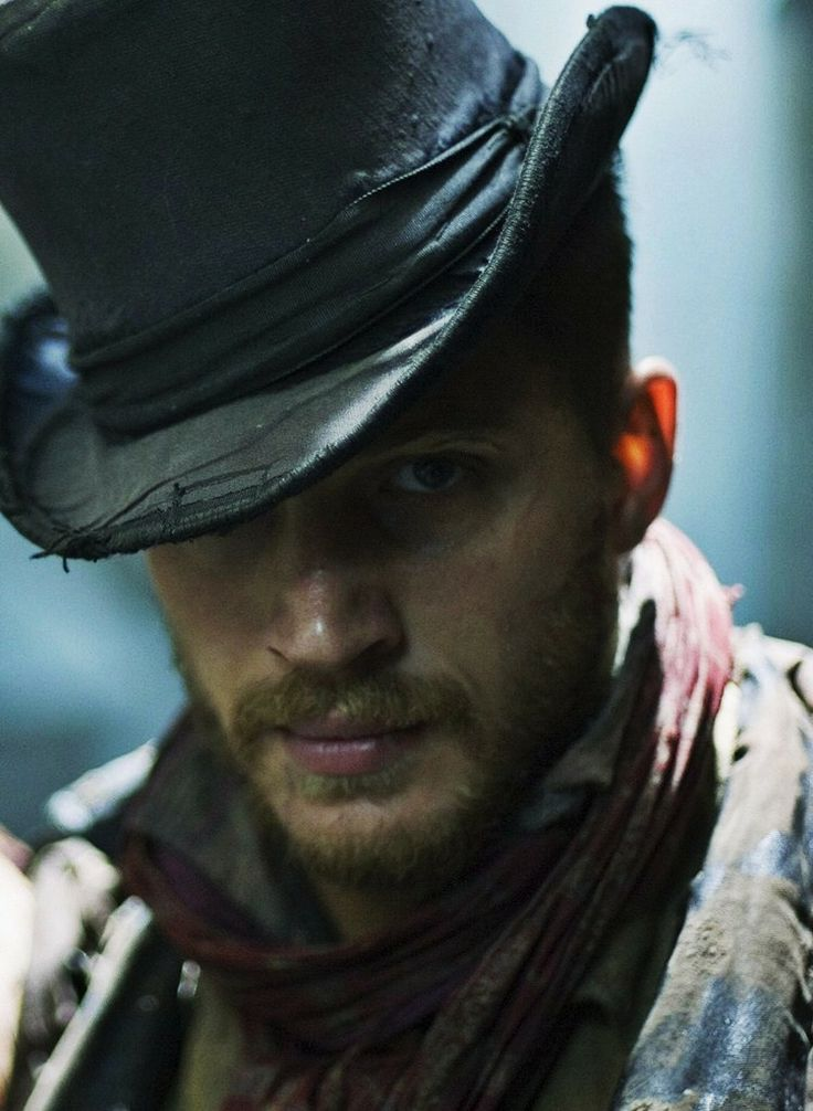 Tom Hardy as Bill Sike...
