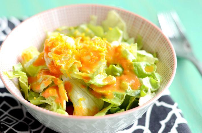 Carrot Ginger Dressing Raw Vegan | Vegan Raw Dressings Allergy Friend ...