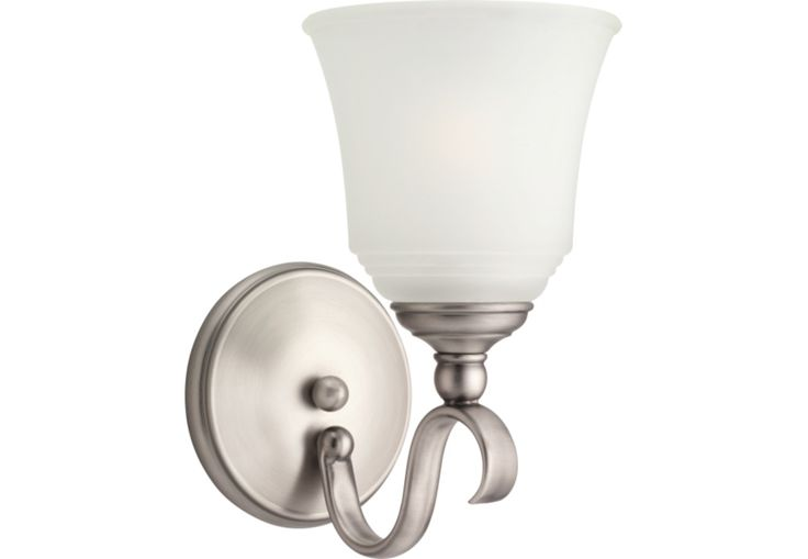 Shop Sea Gull Lighting 3 Light Melody Brushed Nickel: Pin By Nicole Lorier On Bathroom Remodel Ideas
