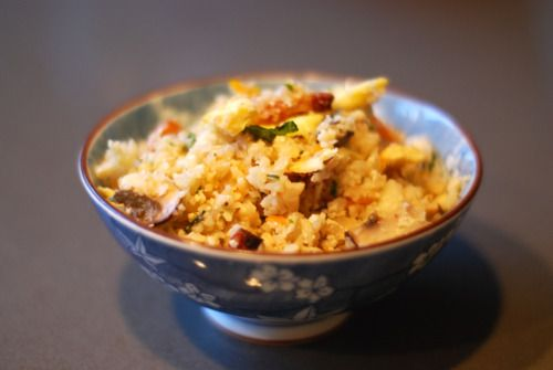 Asian Cauliflower Fried Rice. We make a lot of cauli rice at our house ...