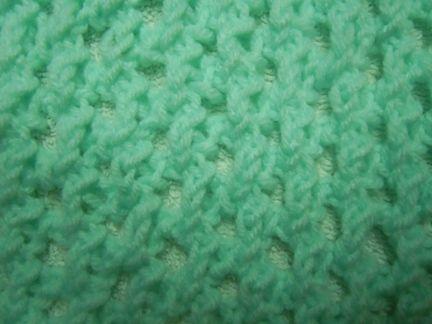 Fancy Stitch Knitting Patterns - Knitting Bee - Free