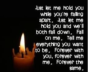 letra rob thomas ever the same: