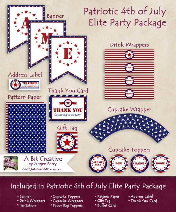 fourth of july wholesale clothing