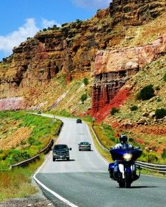 Motorcycle Travel in New Mexico