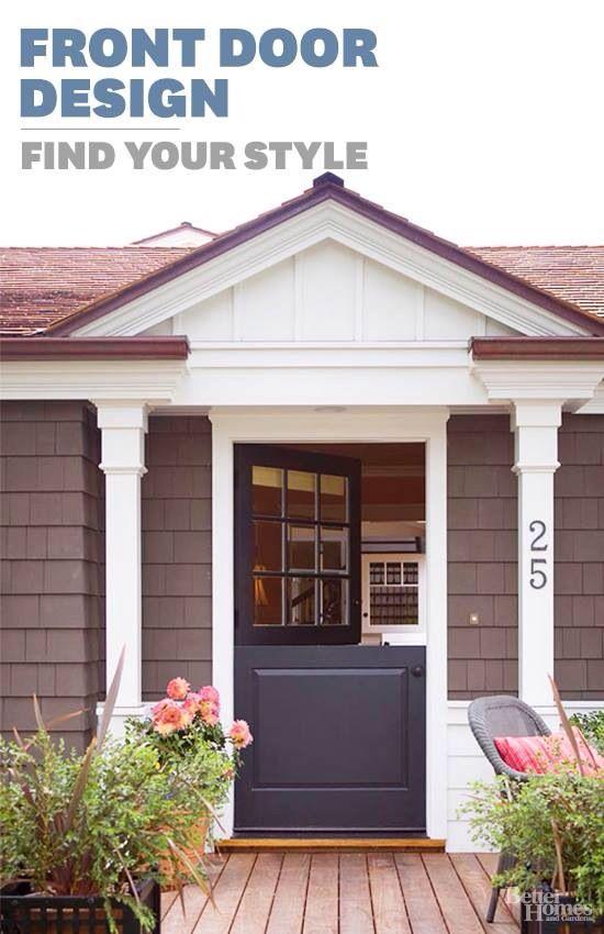 Back door ideas for the home pinterest for Back doors for homes