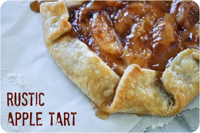 Rustic Apple Tart | Recipe
