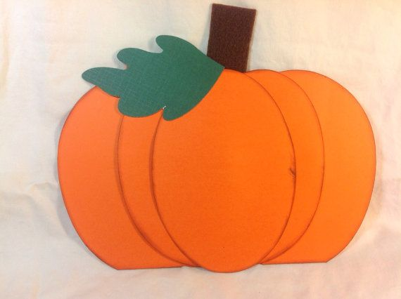 Pumpkin Pocket Card by CowBugCrafts on Etsy, $4.00