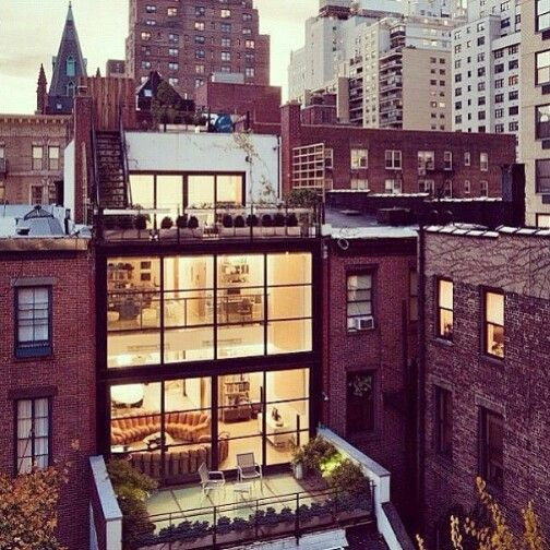 perfect nyc loft dream apartment dreamm houseee