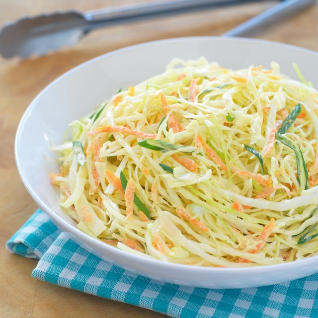 Creamy Coleslaw | Produce Made Simple.ca | Pinterest