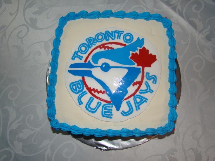Birthday Cake Blue Jays Image Inspiration of Cake and Birthday