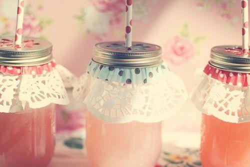 Pink lemonade | Yummy Food & Drinks | Pinterest