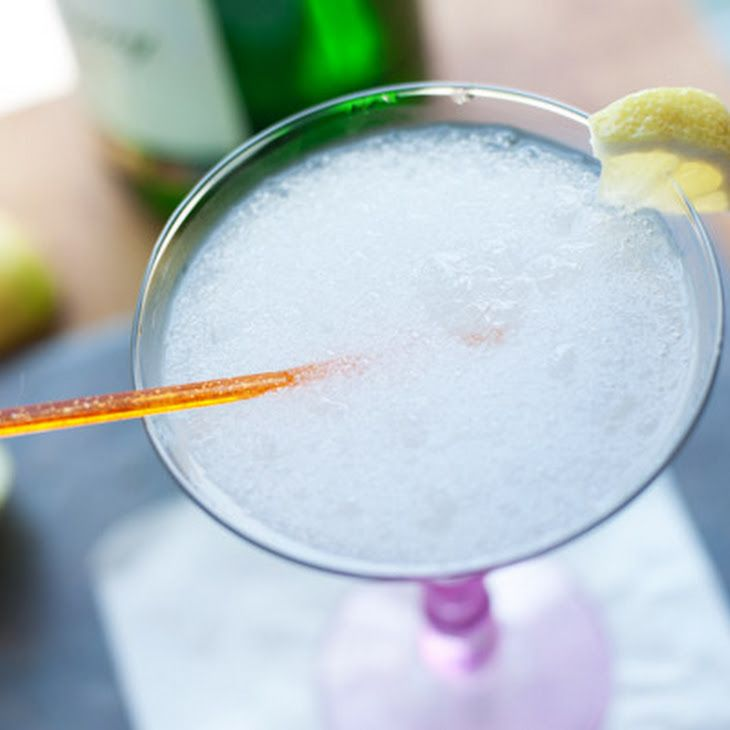 Frozen Gin Fizz Drink | What's next? - Food and drinks | Pinterest