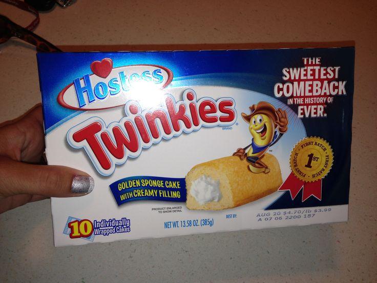 Can you say deep fried Twinkies??? :)) | Snacks, Sweets & Treats | Pi ...