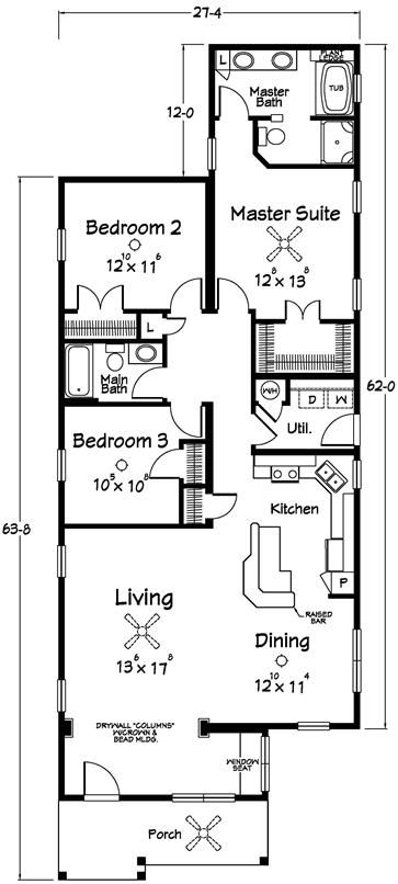 Pin By Linda Tourdot On House Plans Pinterest