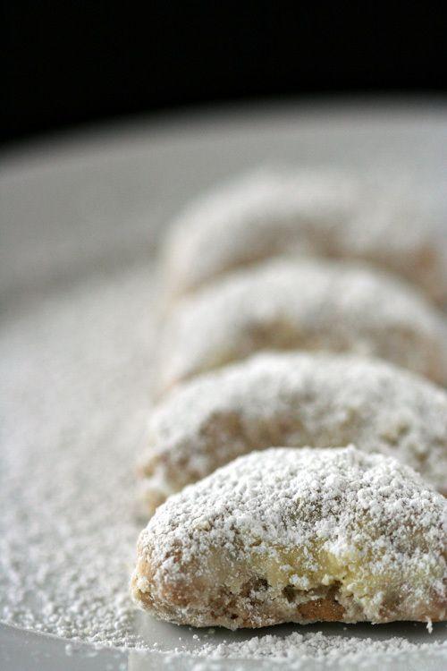 Patricia's Viennese Crescents Recipe — Dishmaps