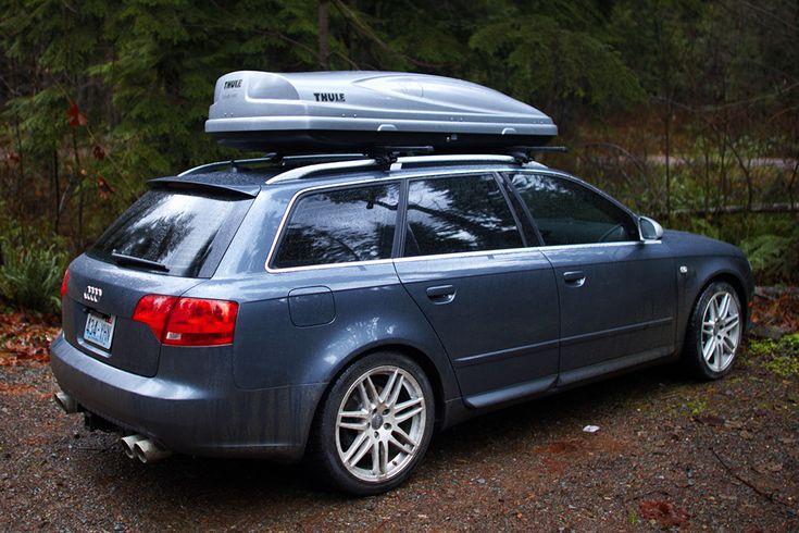 S4 Rivertrailhead 2 Audi A4 Avant 2008 B7 Pinterest