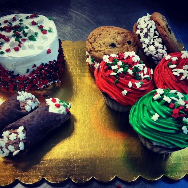Christmas platter | It's a GREAT day for ice cream!! | Pinterest