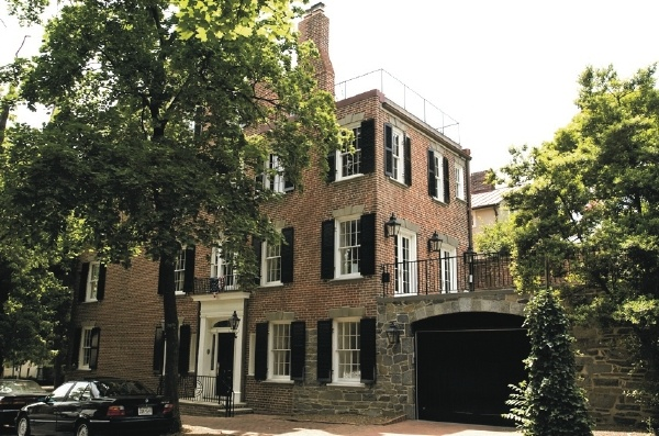 Luxury Homes Jfk S Old Pad Sells In Georgetown