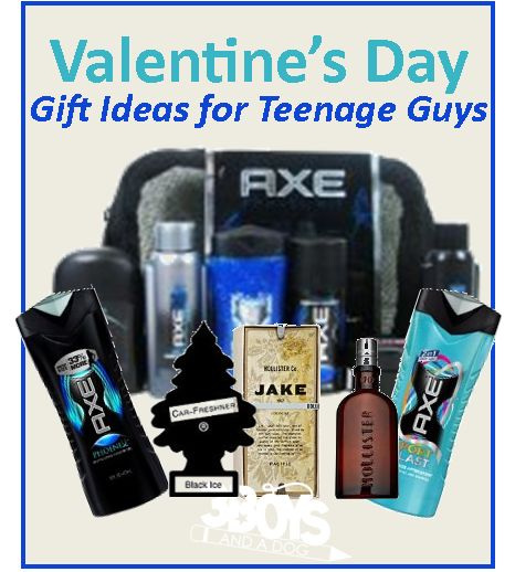 valentine gifts for a guy