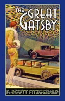 The Great Gatsby-- F  Scott FitzgeraldF Scott Fitzgerald Books