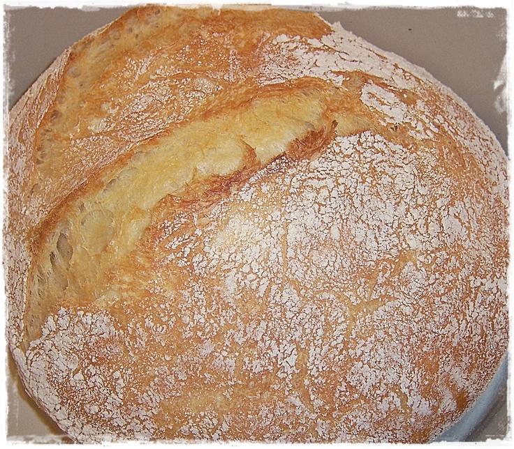 Purple Chocolat Home: Crusty Artisanal Bread