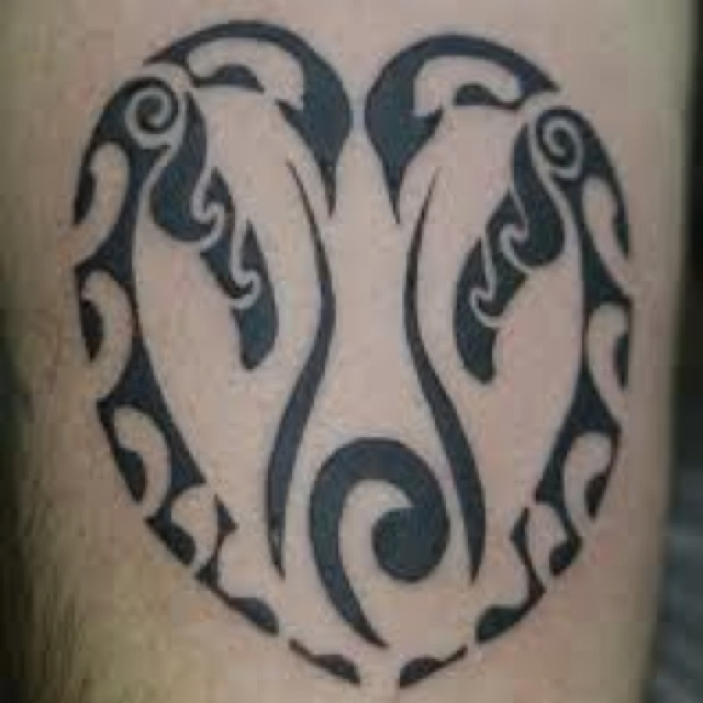 Penguin tattoo - photo#14