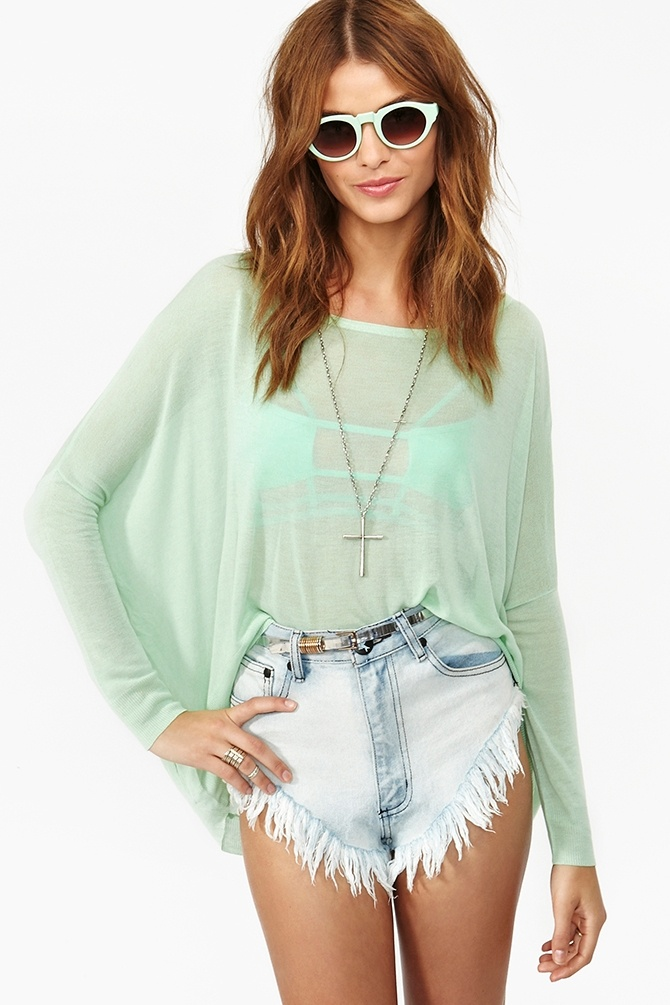 Lagoon Knit in Clothes at Nasty Gal