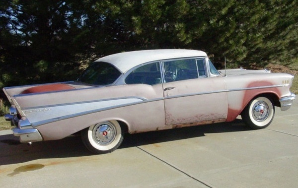 1957 Chevy Bel Air Project